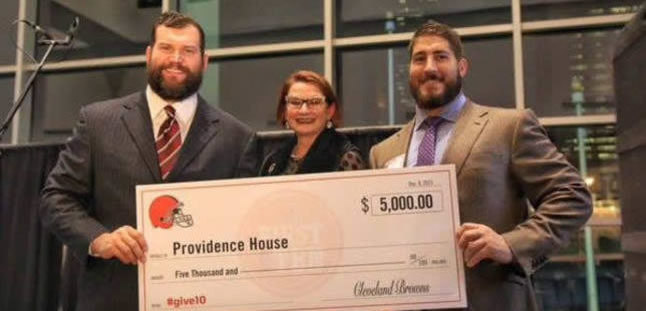 Become a Corporate Sponsor for Providence House