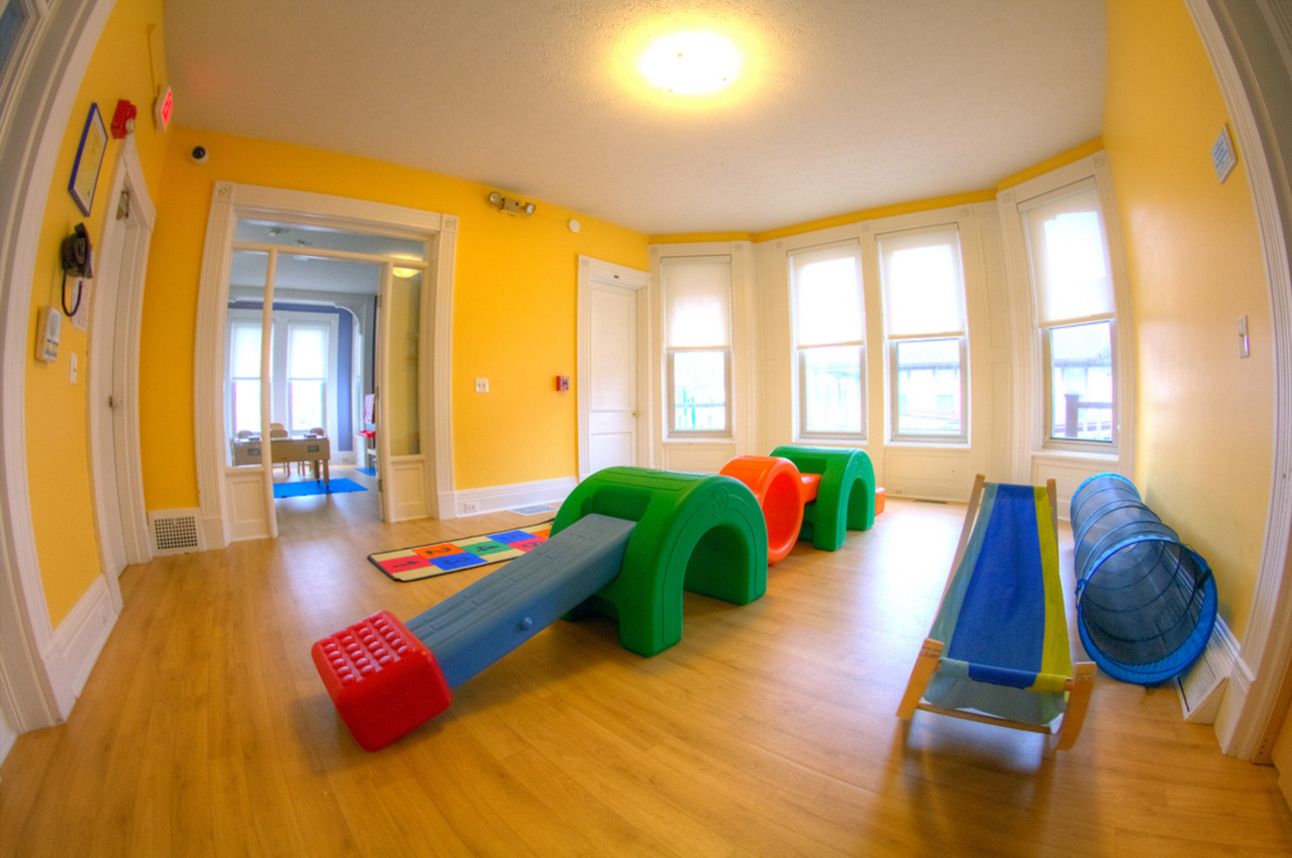 Providence House - Leo's House Mini Gym
