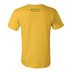 Yellow Unisex Crew Neck