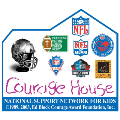 Dedication of Cleveland Browns' Courage House